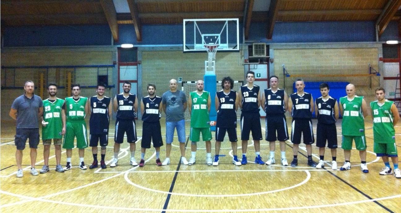 Squadra 2^ divisione maschile 2014