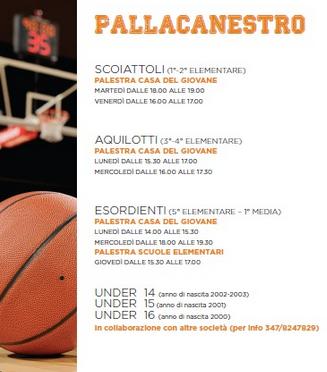 Inizia la nuova stagione sportiva del PRM!
