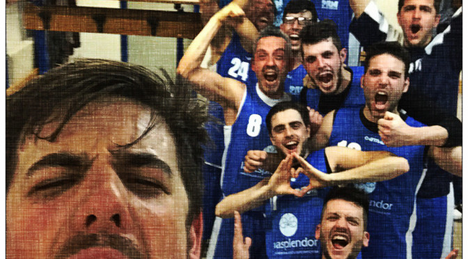 SportSchool Vs Lavasplendor: altri 2 punti magici per i Blues maranesi!