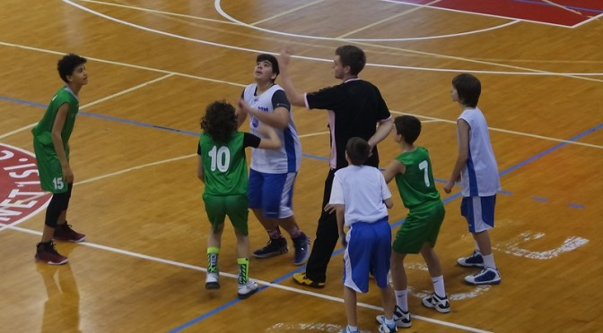 Gli U13M al Join the Game 2015