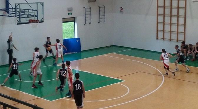 "U13M – Al trofeo ""Primavera"" 5 minuti da incubo…"