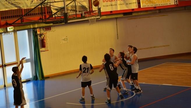 U14M – Netta vittoria contro il Bears Basket