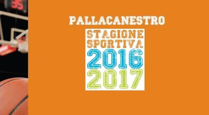 Inizia la nuova stagione sportiva 2016/2017 del PRM!