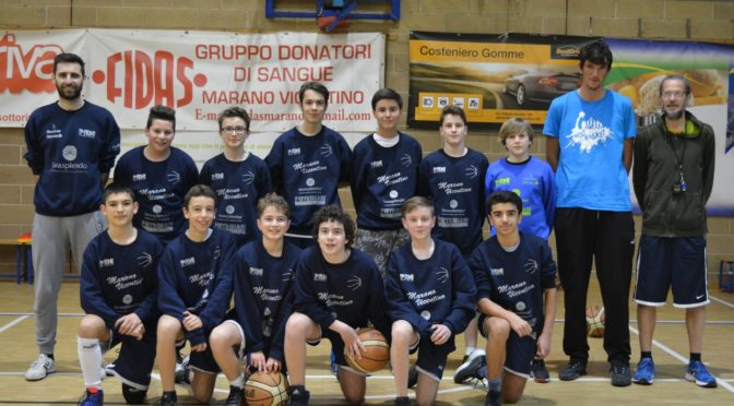 U14M – NEVER GIVE UP!