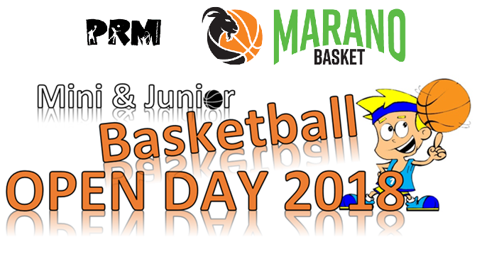 Basketball Open Day 2018
