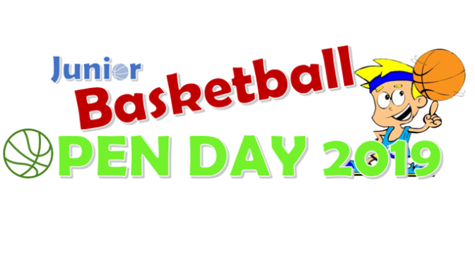 Junior Basket OpenDay 2019